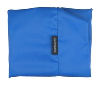 Dog's Companion® Hoes hondenbed superlarge kobalt blauw vuilafstotende coating