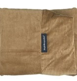 Dog's Companion® Hondenbed camel ribcord small