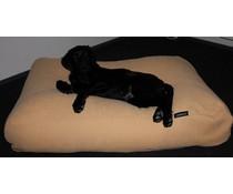 Dog's Companion® Hondenkussen extra small maïsgeel (meubelstof)