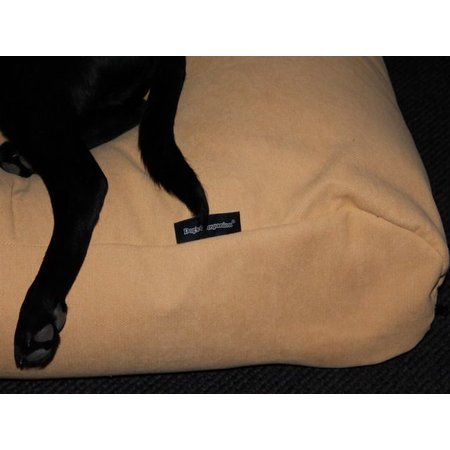Dog's Companion® Hondenkussen maïsgeel meubelstof extra small