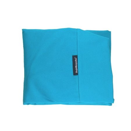 Dog's Companion® Hoes hondenbed large aqua blauw