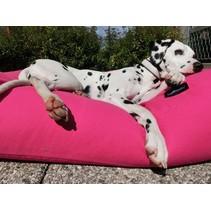 Hondenkussen roze large