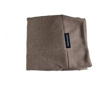 Dog's Companion® Hoes hondenbed small tweed lichtbruin