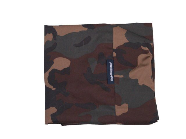Dog's Companion® Hoes hondenbed extra small army