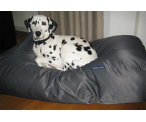 Dog's Companion® Hondenbed extra small charcoal vuilafstotende coating