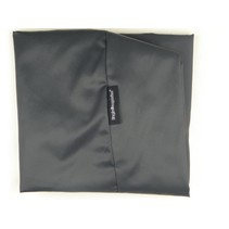 Hoes hondenbed charcoal vuilafstotende coating small