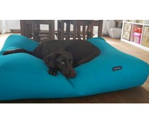Dog's Companion® Hondenbed small aqua blauw