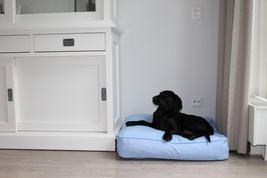 Dog s companion benchkussen cm lichtblauw dog s