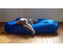 Dog's Companion® Hondenkussen large kobalt blauw vuilafstotende coating