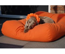 Dog's Companion® Hondenbed superlarge oranje