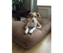 Dog's Companion® Hondenbed extra small manchester ribcord