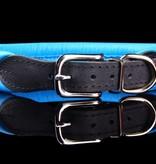 Leren halsband (soft)