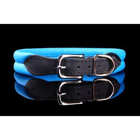 Leren hondenhalsband soft