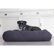 Hondenbed antraciet large