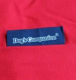 Dog's Companion® Hondenbed medium rood