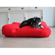 Hondenbed medium rood