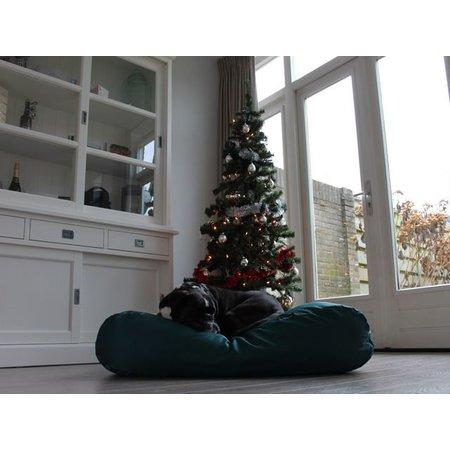 Dog's Companion® Hondenbed groen vuilafstotende coating medium