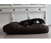 Dog's Companion® Hondenkussen extra small chocolade bruin katoen