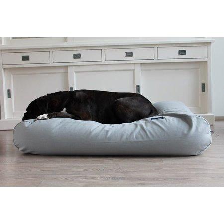 Dog's Companion® Hondenkussen large lichtgrijs