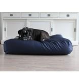 Dog's Companion® Hondenbed small donkerblauw vuilafstotende coating