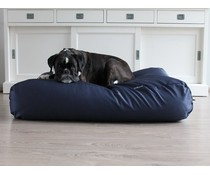 Dog's Companion® Hondenbed small donkerblauw vuilafstotende coating