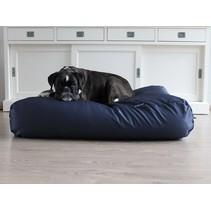 Hondenbed large donkerblauw vuilafstotende coating