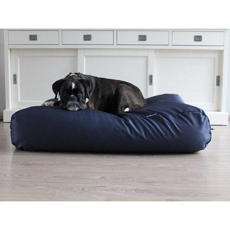 Dog's Companion® Hondenbed superlarge donkerblauw vuilafstotende coating