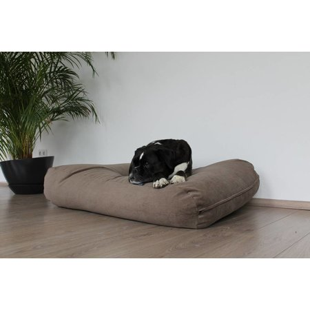Dog's Companion® Hondenbed extra small lever ribcord