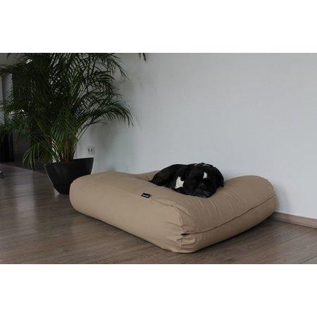 Dog's Companion® Hondenkussen extra small beige katoen