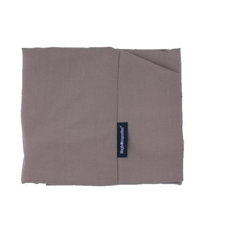 Dog's Companion® Hoes hondenbed small taupe katoen