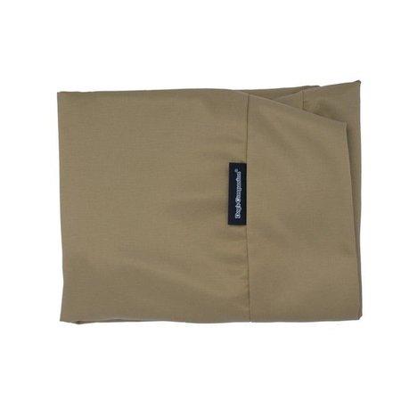 Dog's Companion® Hoes hondenkussen khaki vuilafstotende coating small