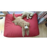 Dog's Companion® Hondenbed steenrood large