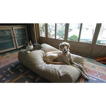 Dog's Companion® Hondenbed beige medium