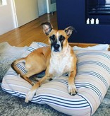 Dog's Companion® Hondenbed medium country field streep