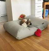 Dog's Companion® Hondenkussen extra small lichtgrijs