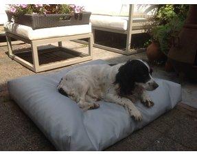 Textilene / outdoor hondenkussens