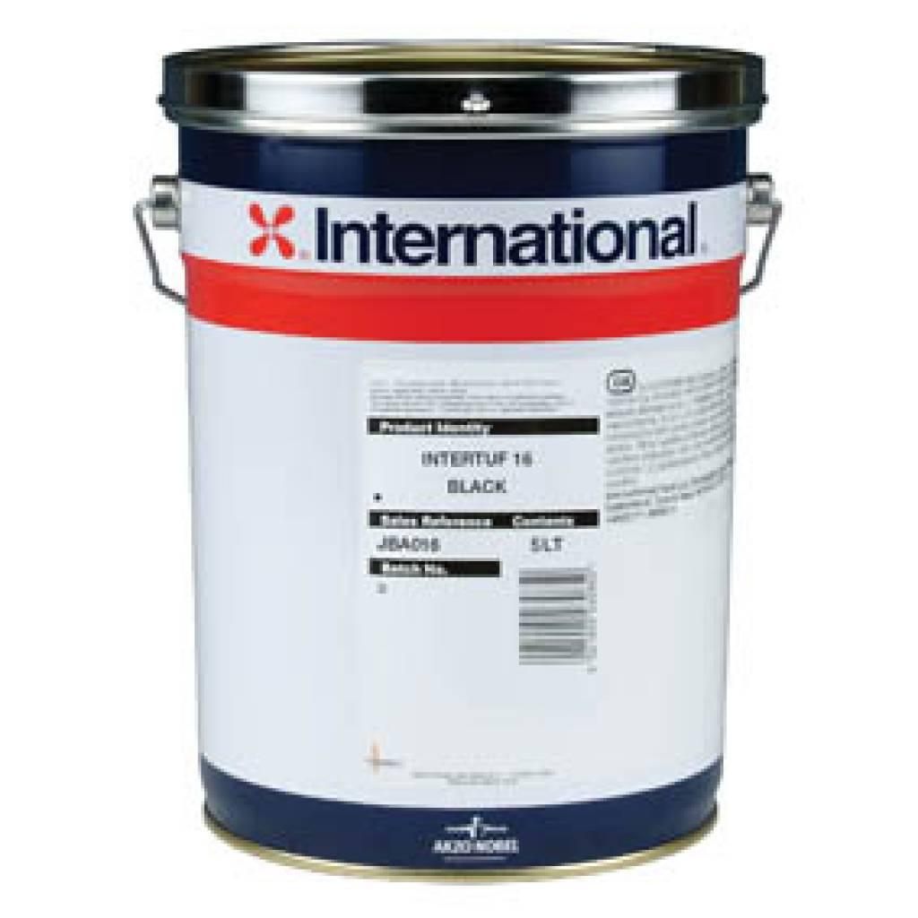 International Intertuf 16 Bootschappen