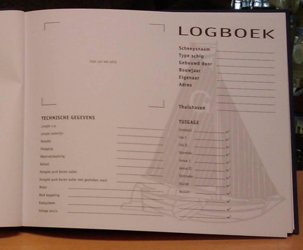Logboek Bootschappen