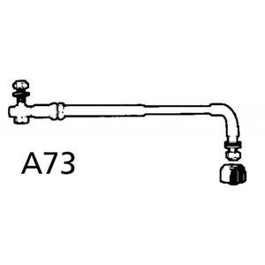 A73 - stuurarm voor Mercury motoren