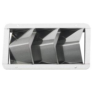 Ventilatierooster machinekamer