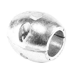 Schroefas-bolanode Aluminium
