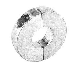 Schroefas-kraaganode Aluminium