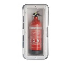 Inbouwkast voor 2 kg brandblusser