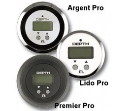 Teleflex Digitale dieptemeter