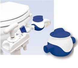Toilet desinfecteer Unit