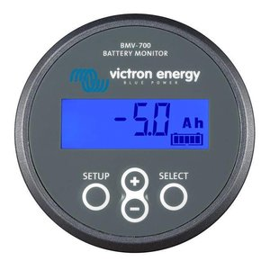 Victron Accu monitor