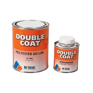 De ijssel Double Coat