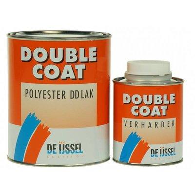 De ijssel Double Coat Zijdeglans