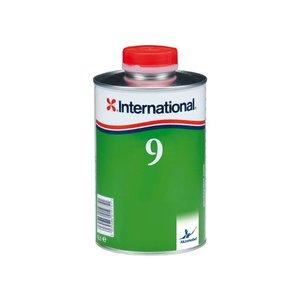 International Thinner No 9. 1ltr