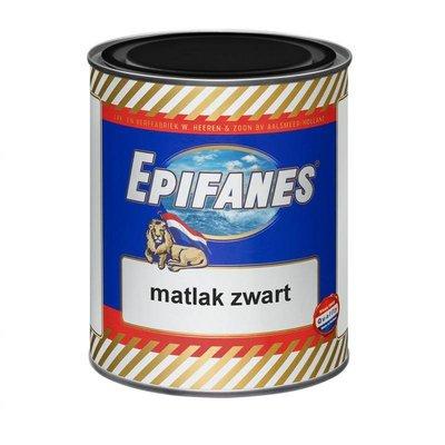 Epifanes Matlak Zwart